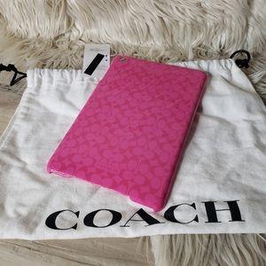 COACH - iPad case